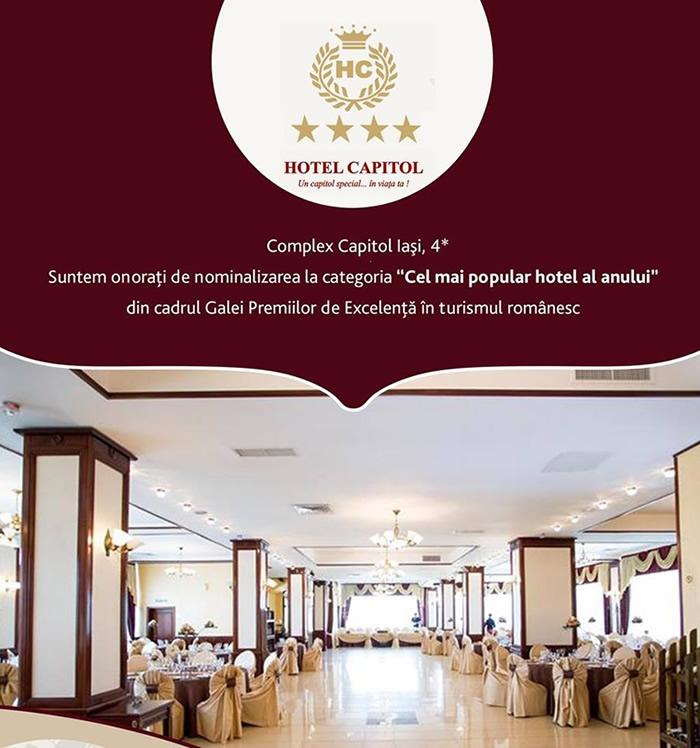 Certificare Hotel Capitol
